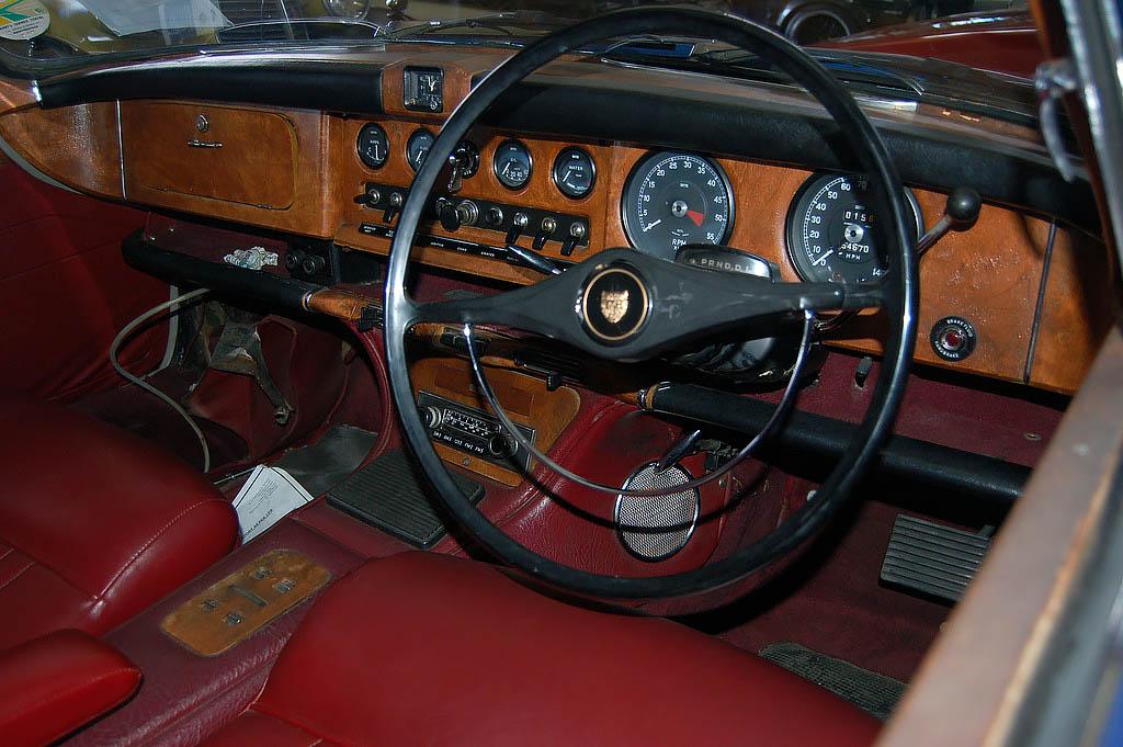 Jaguar MkX and 420G