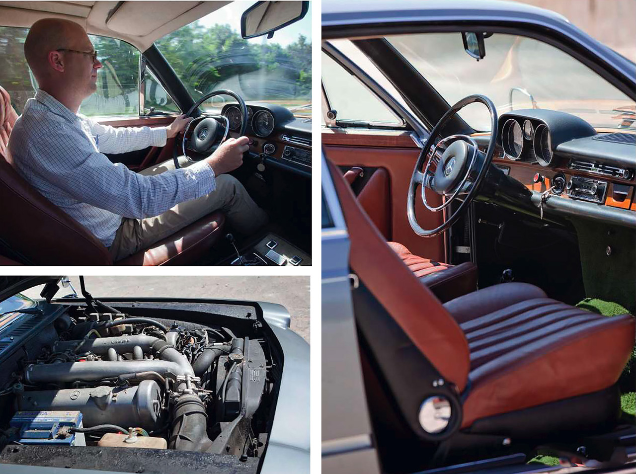 Mercedes-Benz 300 SEL 6.3 Pininfarina Coupe