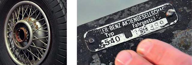 Restoration - Mercedes-Benz 540K Streamliner