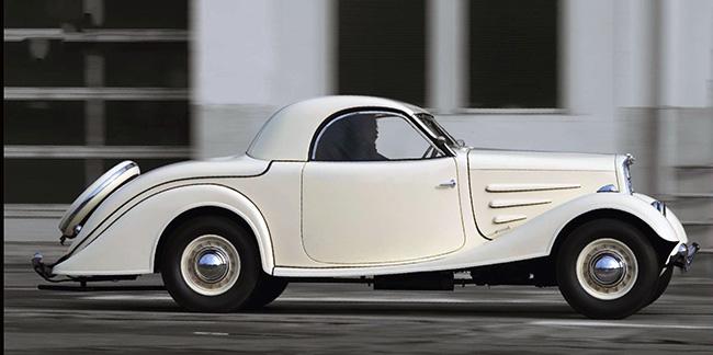 1935 Peugeot 401 D Eclipse