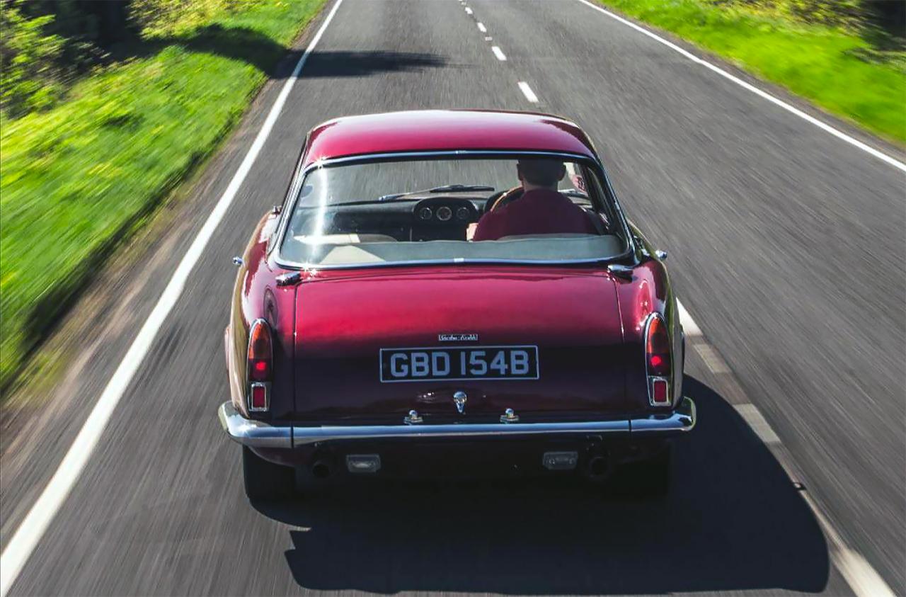 1964 Gordon-Keeble GK1 - 50 years anniversary