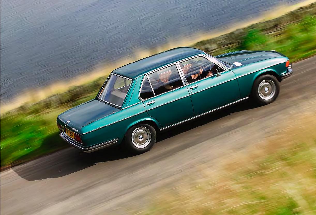 BMW 2500 E3