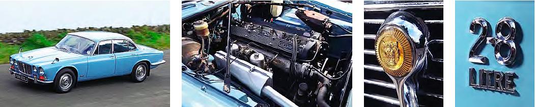 Jaguar XJ6 2.8 Deluxe