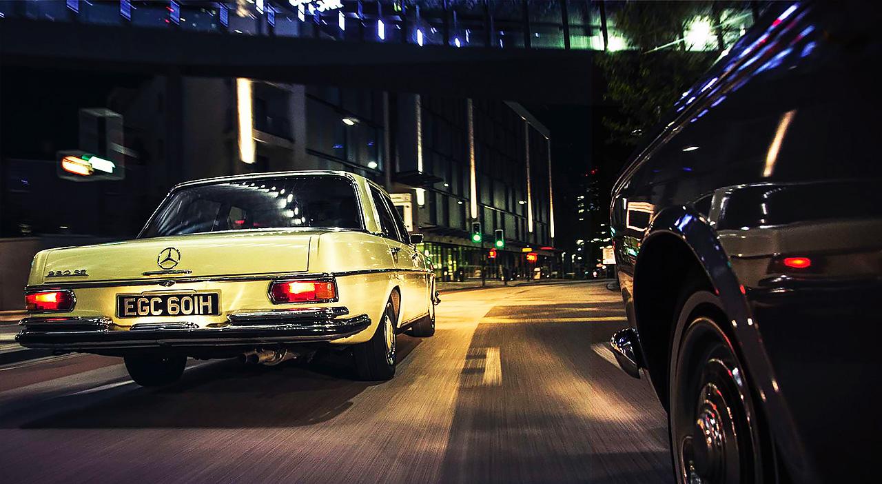 Mercedes-Benz 280SE W108