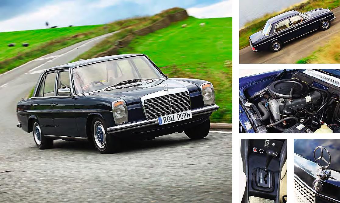Mercedes-Benz 250 W114