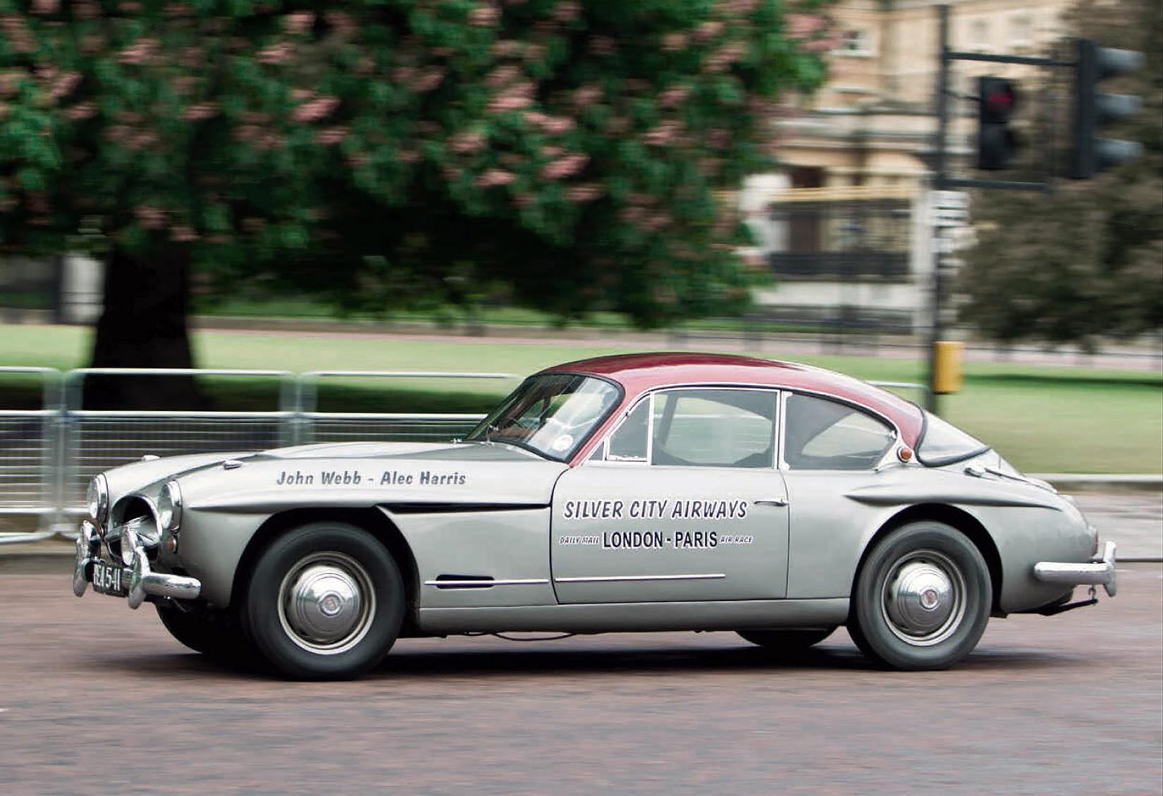 1957 Jensen-541R