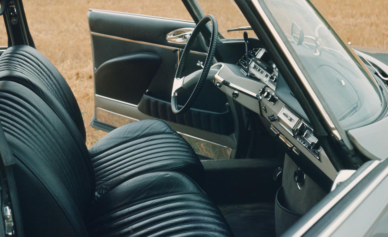 1966 Citroën DS21 Pallas road test