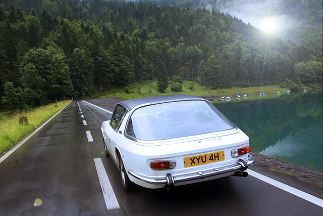 1968 Jensen FF MkI road test