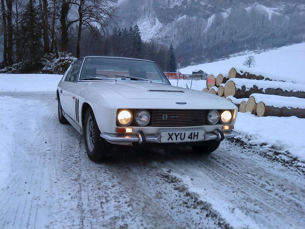 1968 Jensen FF MkI