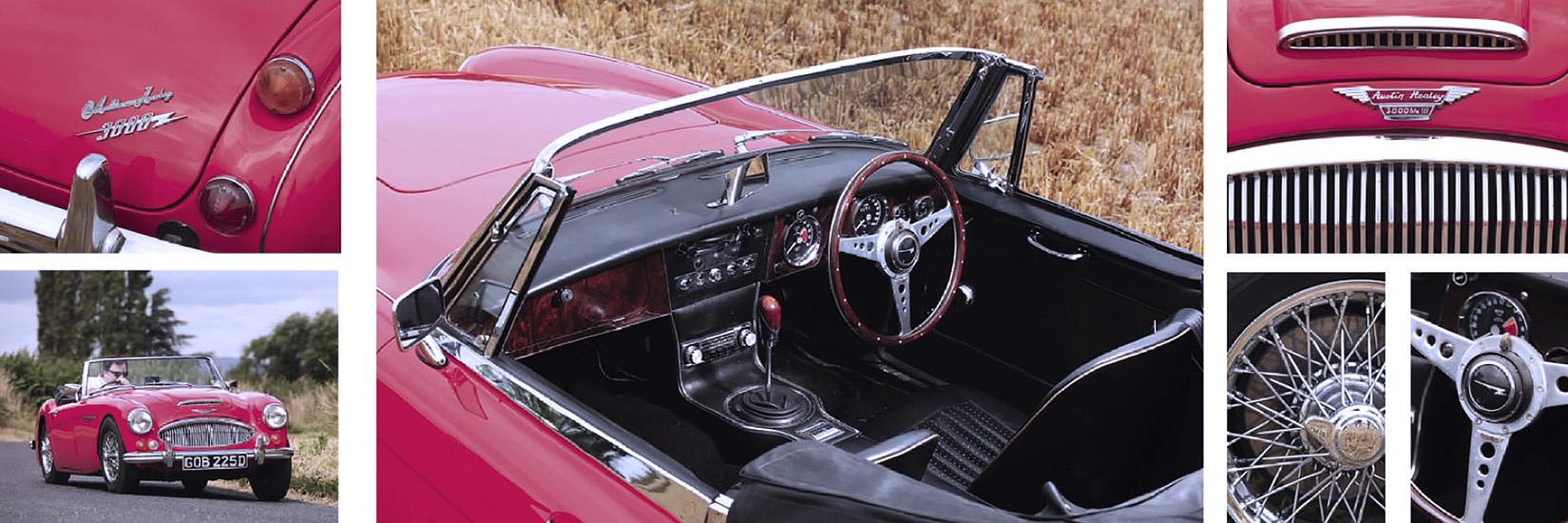 Austin-Healey 3000 MkIII Phase II