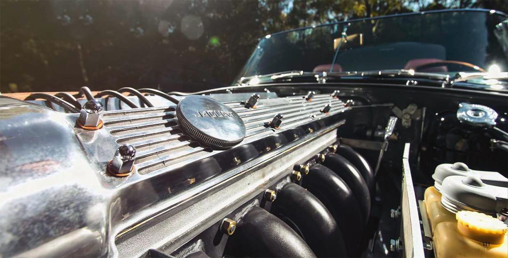Jaguar E-Type V12 the Kaizen E-type