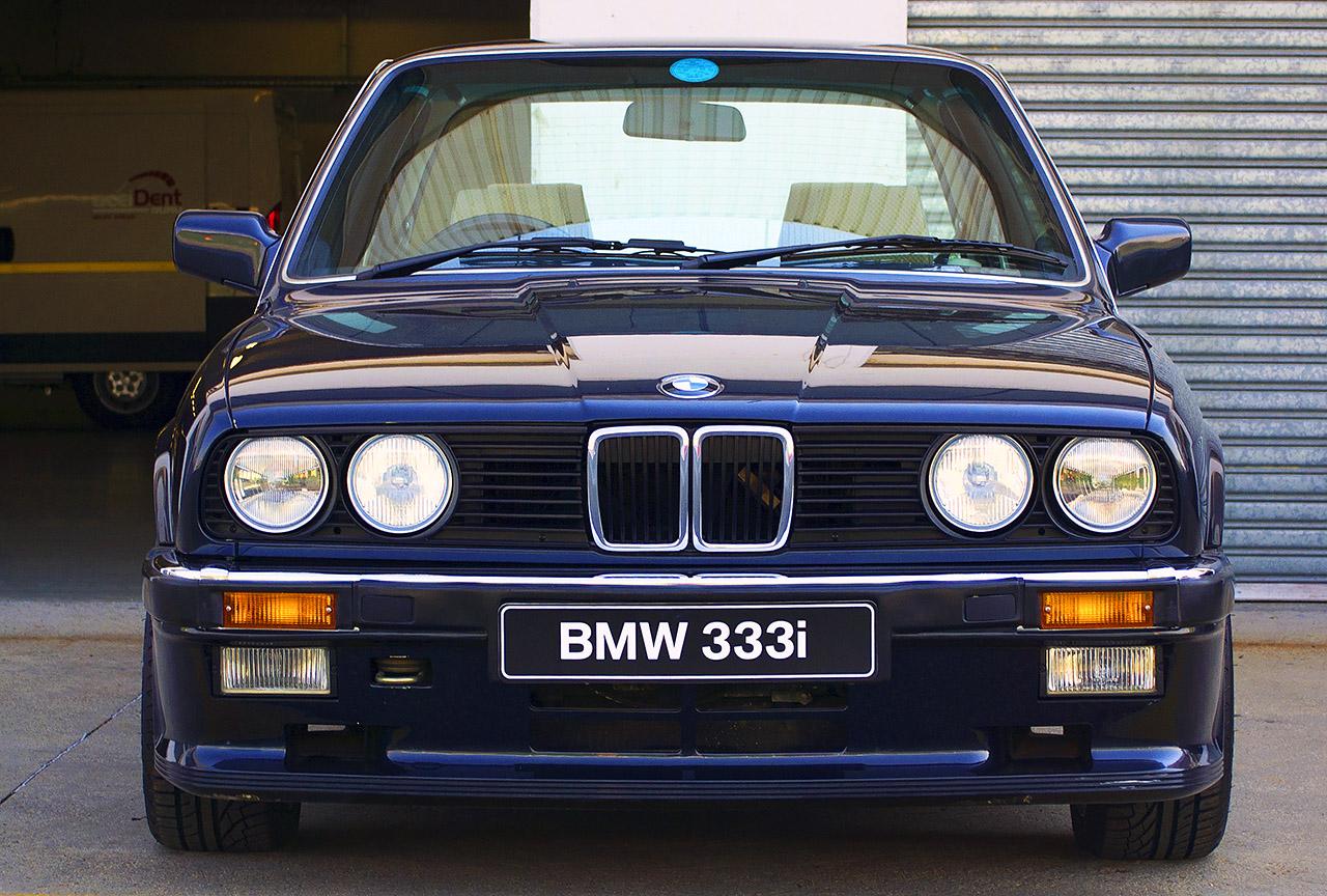 1986 BMW 333i E30