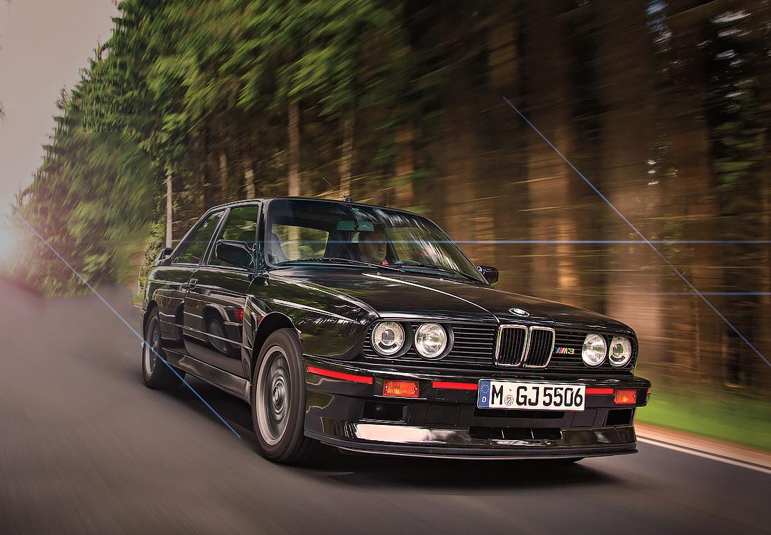1988 BMW M3 Evolution E30