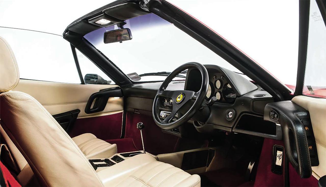Ferrari 308 and 328