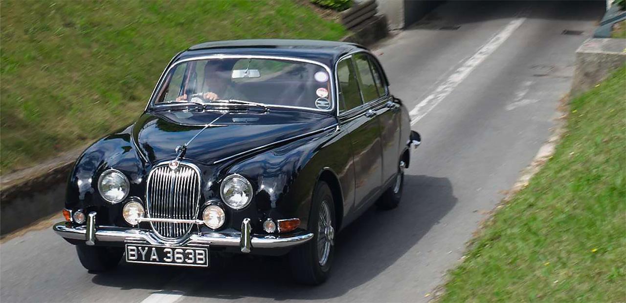 Jaguar S-type 1964