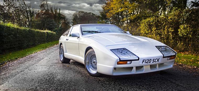 1988 TVR White Elephant
