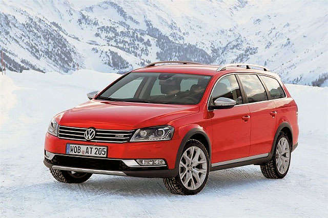Volkswagen Golf Alltrack 2014