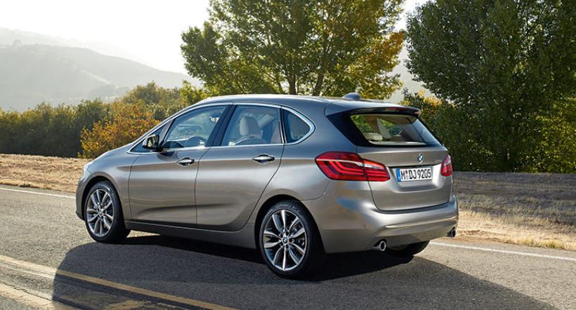 BMW Active Tourer (2014)