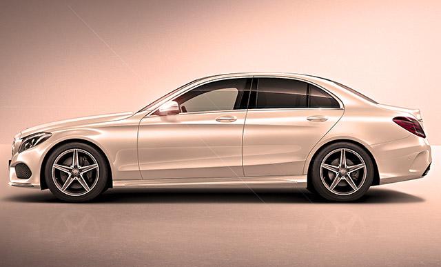 2015 Mercedes-Benz AMG C63 W205