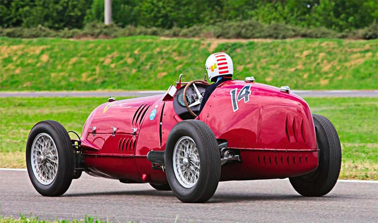 Alfa Romeo 8C 1935 года