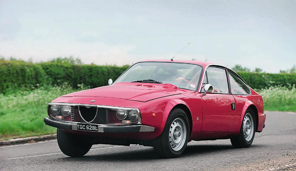Alfa-Romeo Junior Zagato