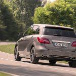 Facelifted-Mercedes-Benz-W246 B-Class - 2015