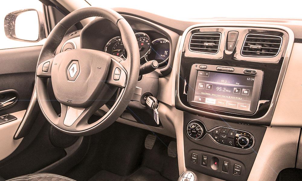 Renault Logan 2015 Luxe Privilege
