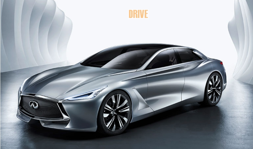 2014 Drive-My / Infiniti Corp