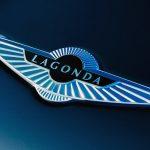 Aston Martin Lagonda badge