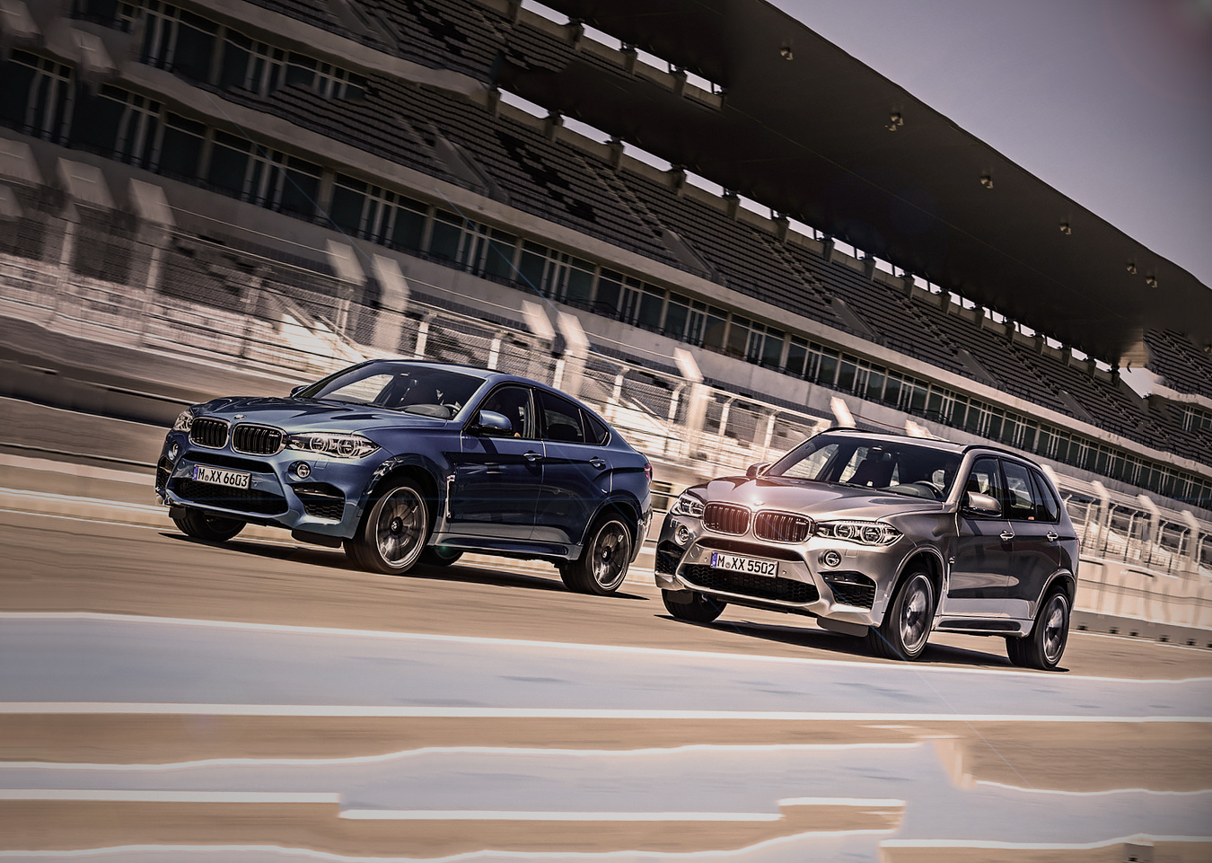 BMW X5 F15 and X6 M F16 models due in 2015