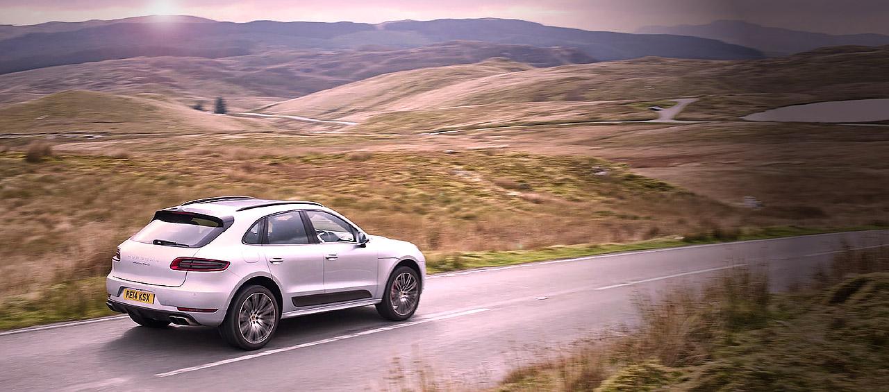 2015 Porsche Macan Turbo road test
