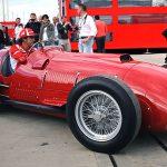 Ferrari 375 Indy - Фернандо Алонсо за рулем легендарного боллида