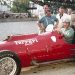 Ferrari 375 Indy так и не загоревшаяся звезда гонки 500 миль Индианаполиса 1952 года