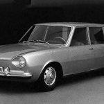 1965 Volkswagen EA 128 estate