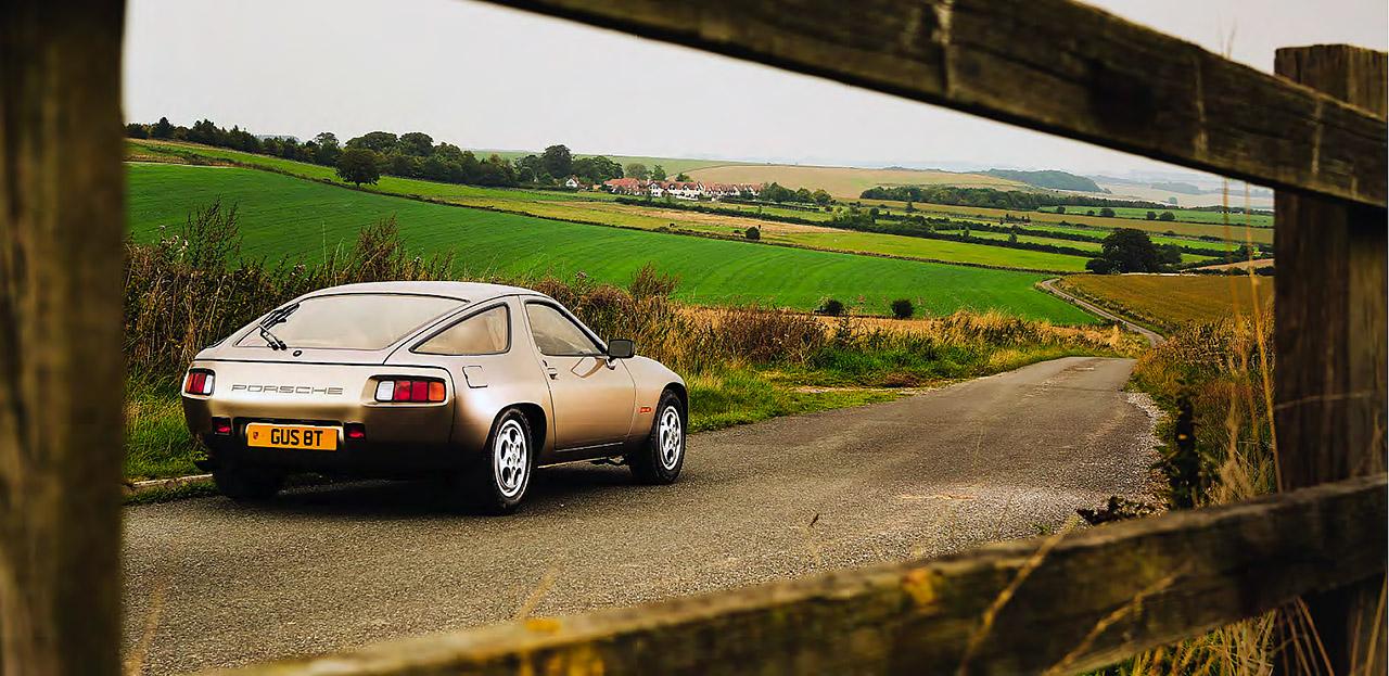Porsche's epic 928 series 1 road test