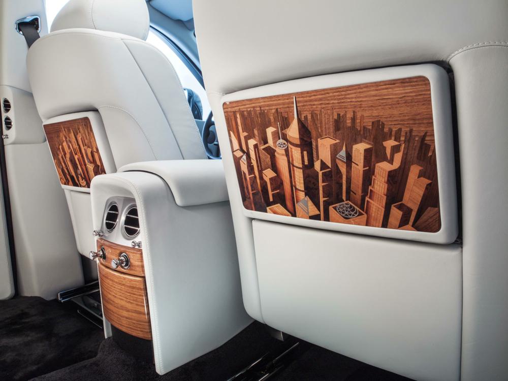 Шикарная британская новинка - Rolls-Royce Phantom Metropolitan Collection 2015