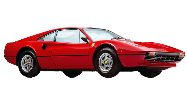 История Ferrari 308