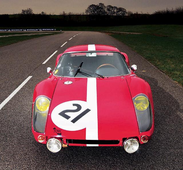 Porsche 904 Carrera GTS Coupé
