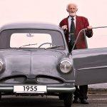 The histories of Porsche and Volkswagen