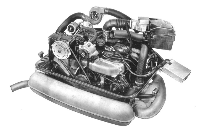 Volkswagen Type 4 engine