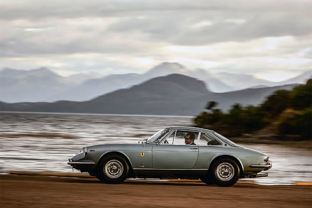 Road test 1969 Ferrari 365GTC - 2015 drive-my
