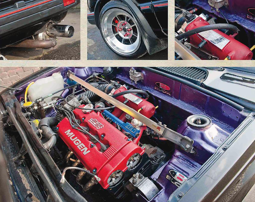 Rare 1983 Honda Civic S
