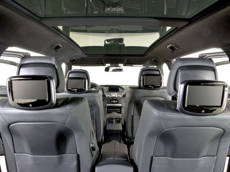 Mercedes-Benz Е-класса W212 Binz
