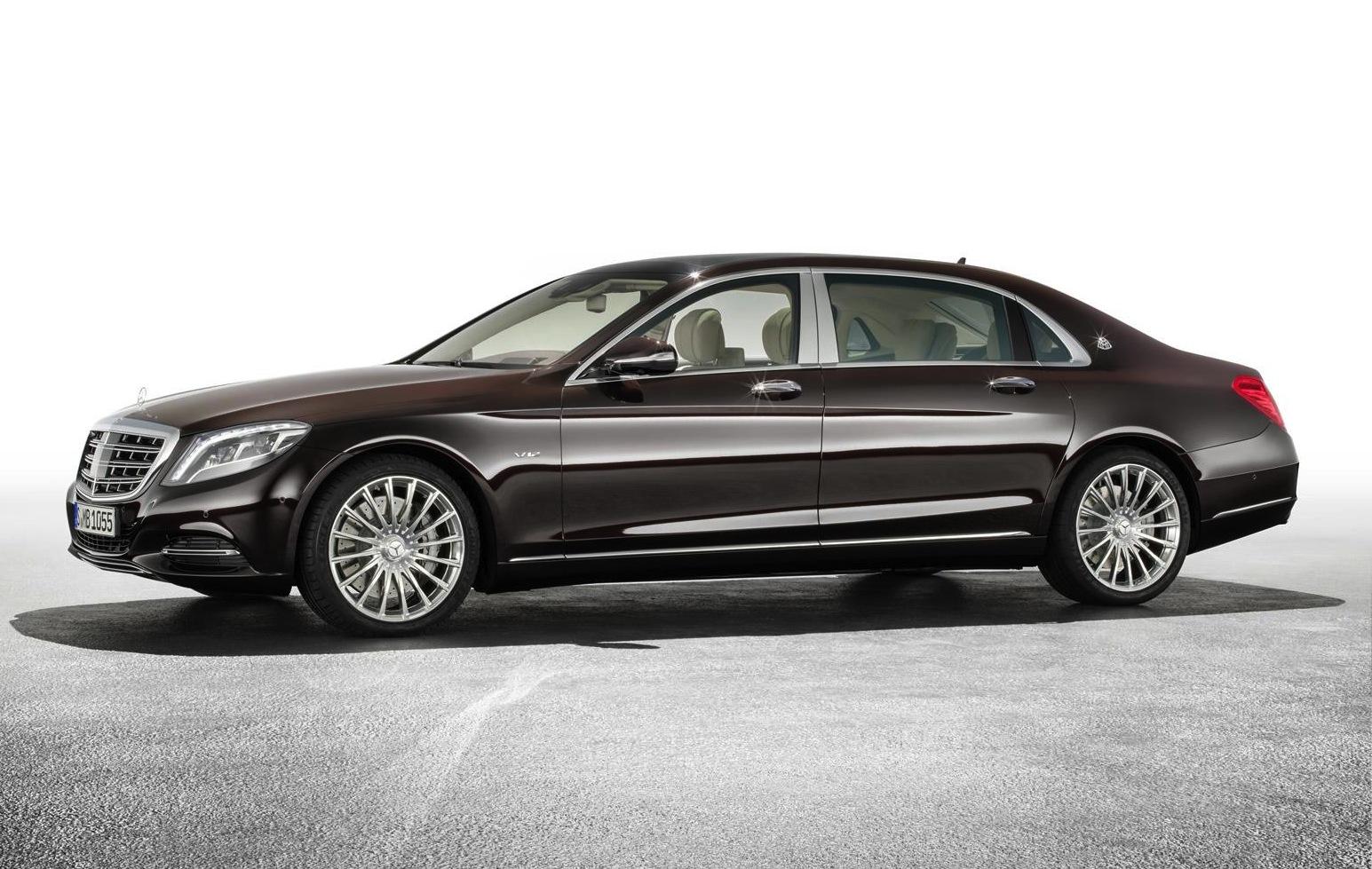 Mercedes-Maybach в РФ