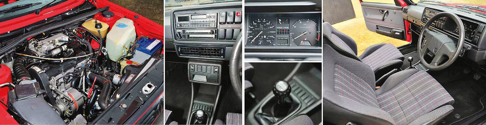 Volkswagen Golf GTI II