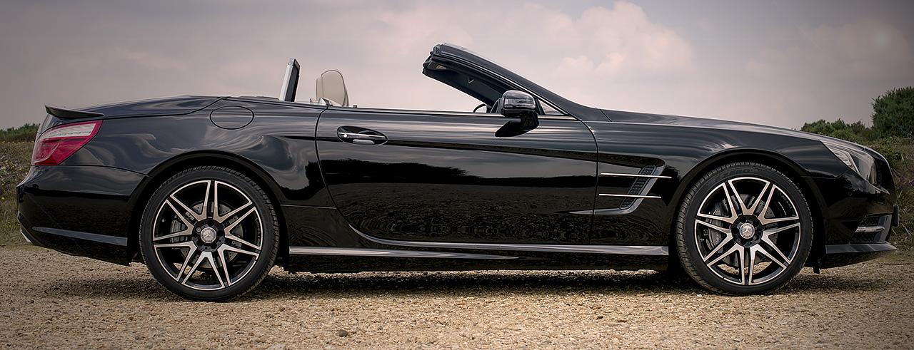 Mercedes-Benz SL400 R231 2015