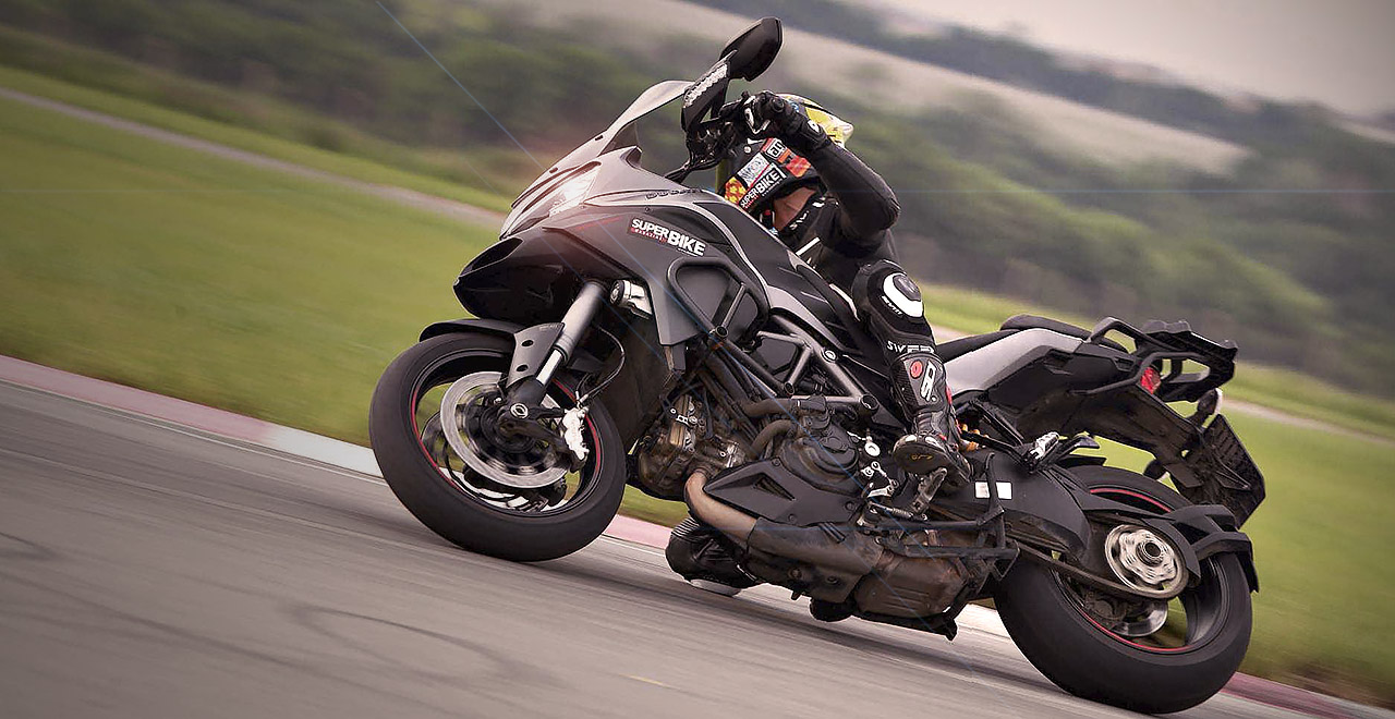 Дорожный тест Ducati Multistrada 1200 - 2015 модельного года