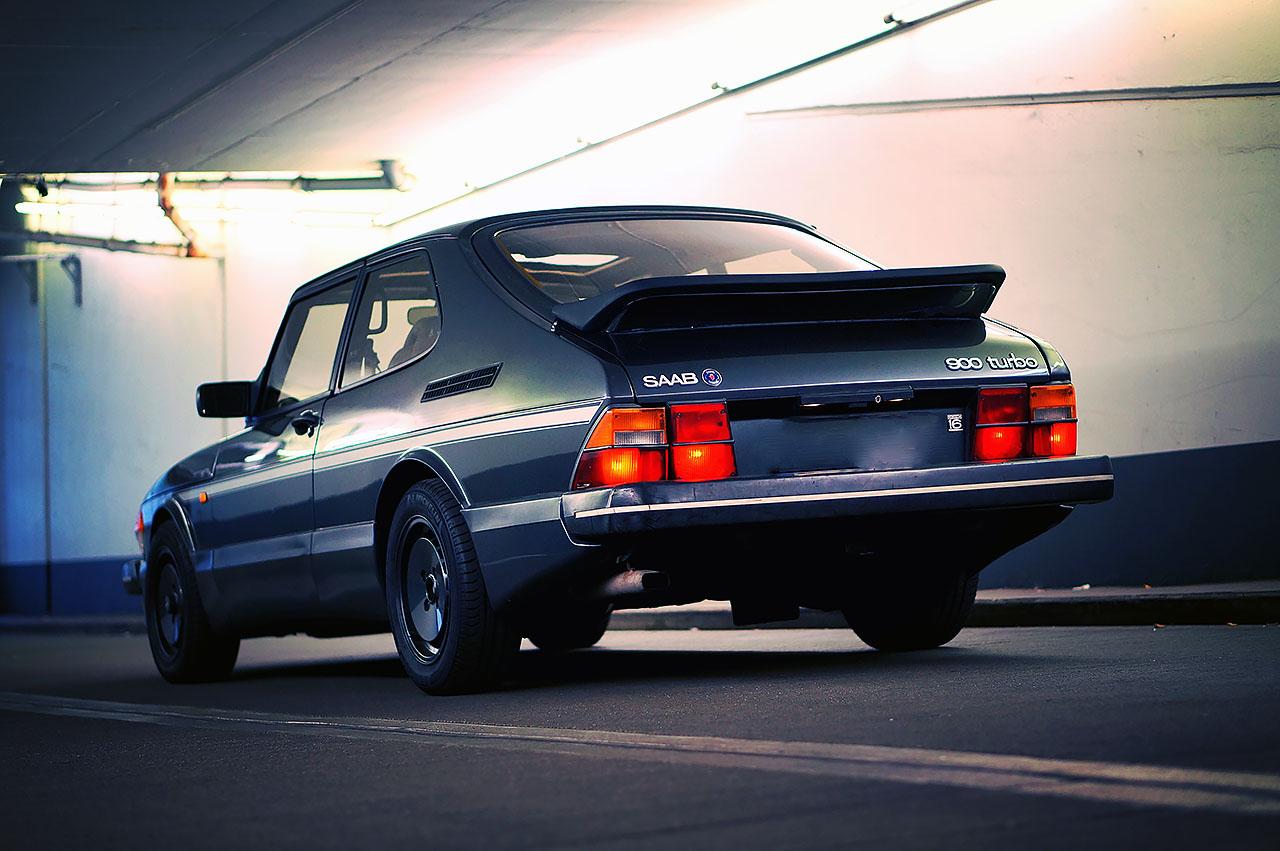 1989 original Saab 900 Turbo 8-valve Series-1/fase II driven