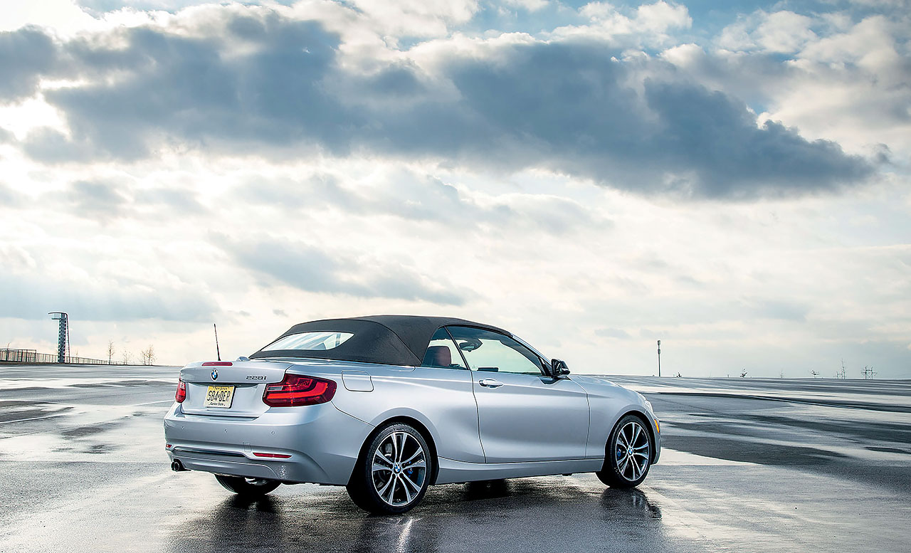 BMW 2 Series Convertible 228i F22