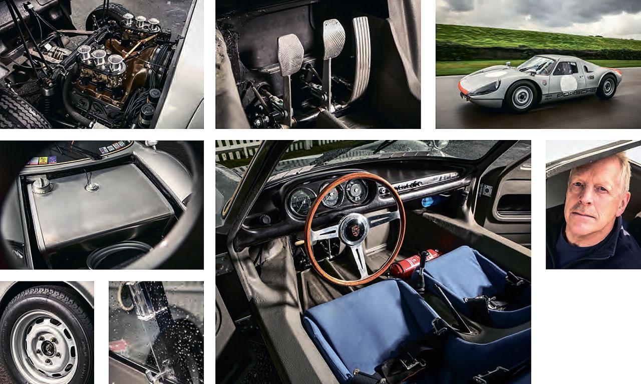 Martin & Walker 904 - Porsche replica test-drive